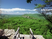 View Of The Gunks